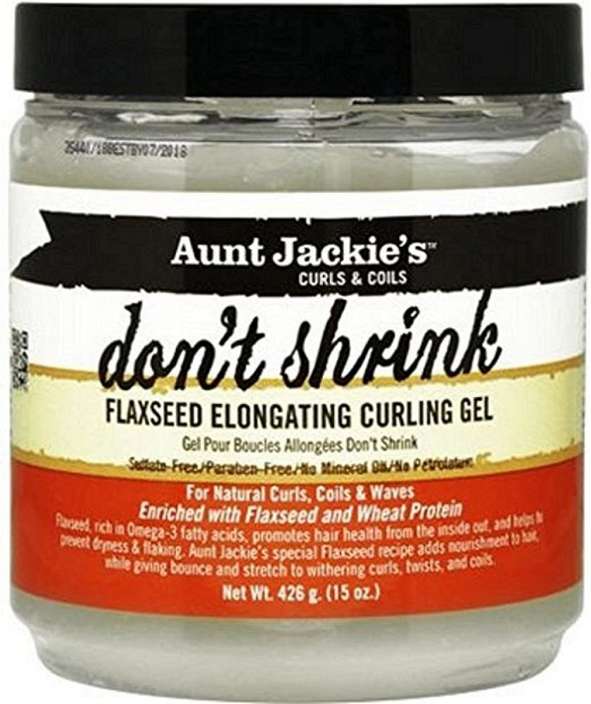 Aunt Jackies Dont Shrink Flaxseed Curling Gel 426g
